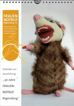 Abbildung Kunstkalender - 30 Jahre Frauennotruf Regensburg